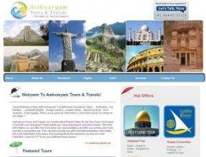 Aishvaryam Tours and Travels